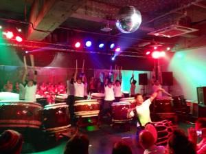 BADABOOMにて和太鼓ライブしてきました!